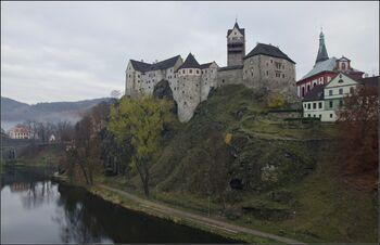 Замки Чехии. Сказочная атмосфера Средневековья