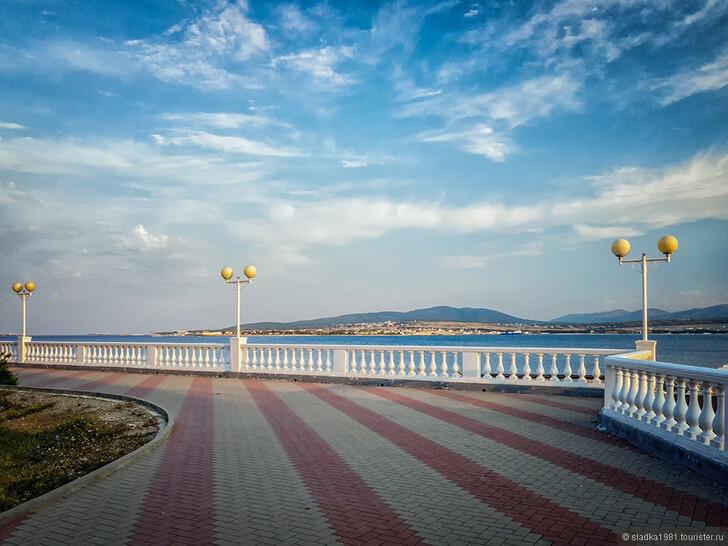 Набережная Геленджика © Елена Рамус