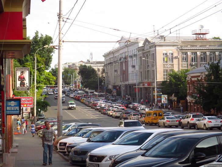 Будённовский проспект, Ростов-на-Дону © Олег Иванов