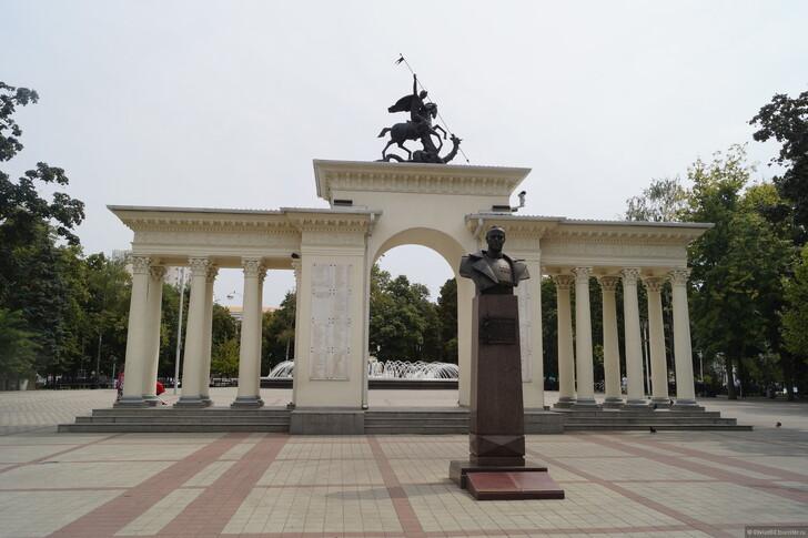 Соборная площадь, Краснодар © Владислав Кузнецов