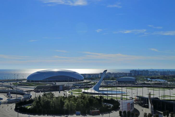 Олимпийский парк, Адлер © NatalyaNP11