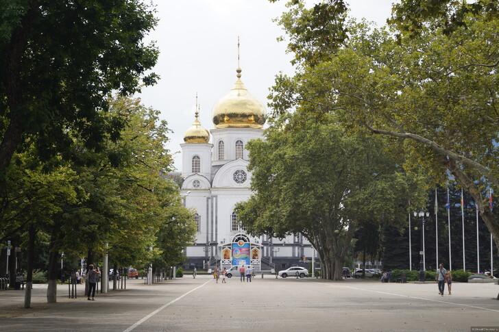Краснодар © Владислав Кузнецов