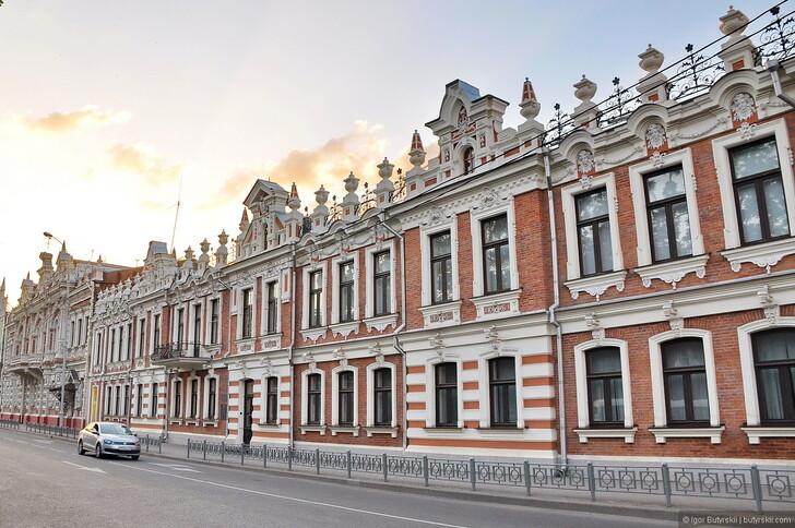 Исторический музей, Краснодар © Igor Butyrskii