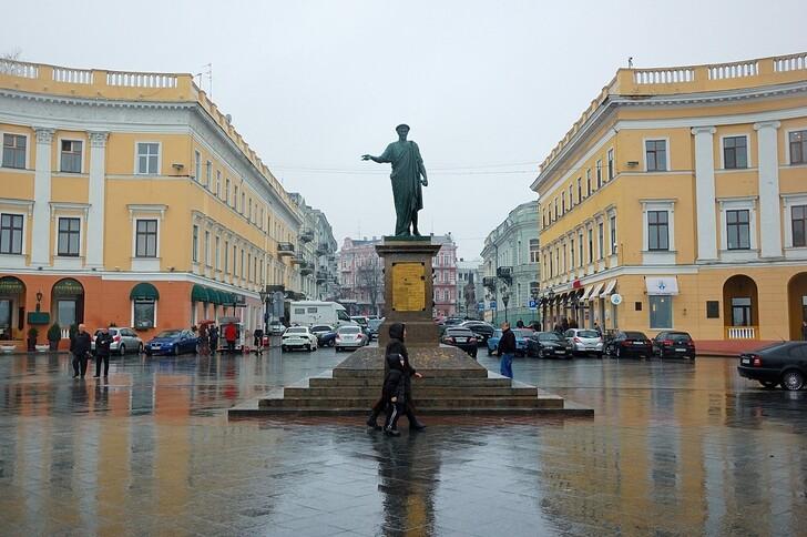 Памятник герцогу де Ришелье © Maksim Starostin