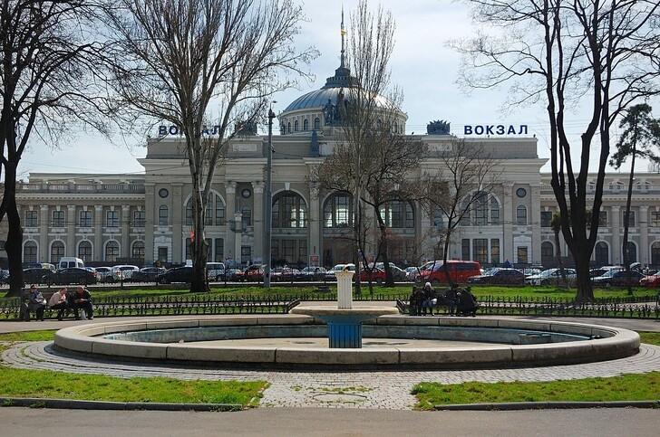 Вокзал Одессы © Maksim Starostin