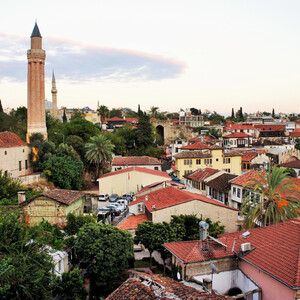 Старый город Калеичи