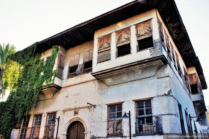 Старый дом в Калеичи.