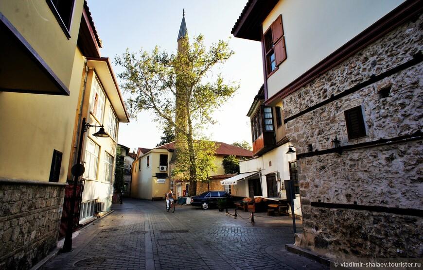Старый город Калеичи.