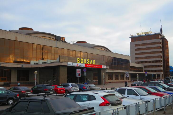 Ж/д вокзал Челябинска © Сергей Махинин