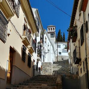Андалусия. Гранада.Часть 5-я. Окончание