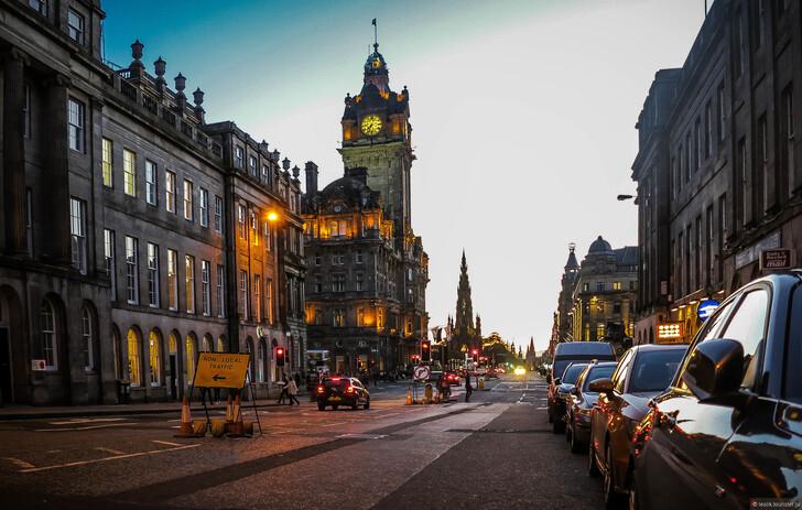 Эдинбург © Elena Итенберг