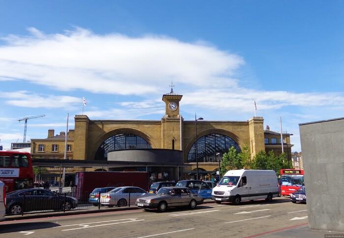 Как добраться из лондона в эдинбург на поезде