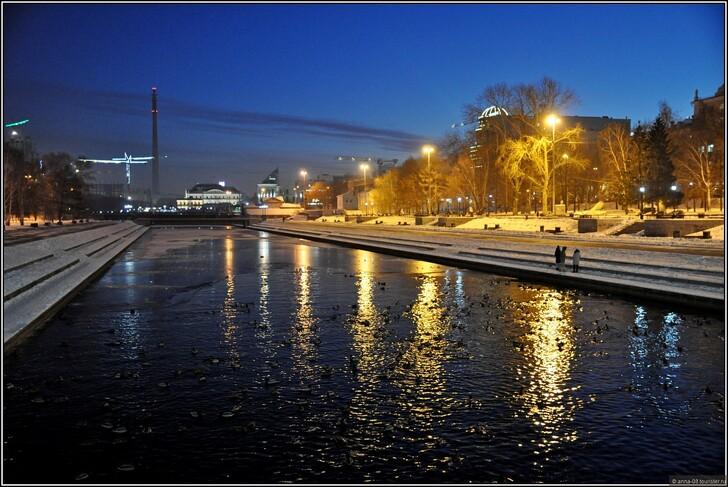 Екатеринбург © Анна Кудрявцева