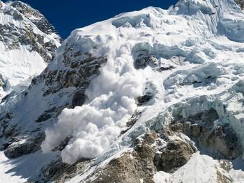 В горах Северного Кавказа объявлена лавиноопасность