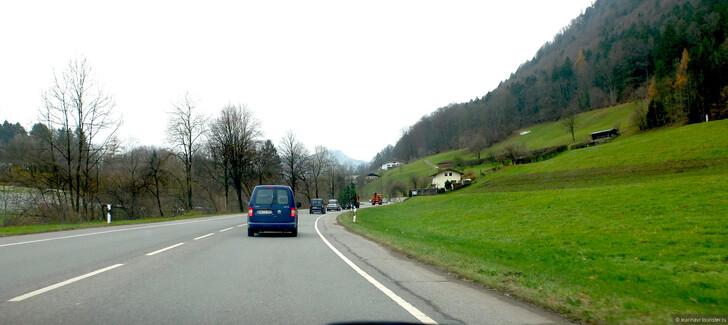 Дорога из Вены © Marina VR