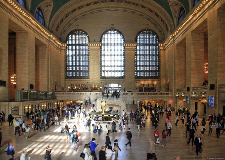 Центральный вокзал Нью-Йорка © Татьяна Лискер