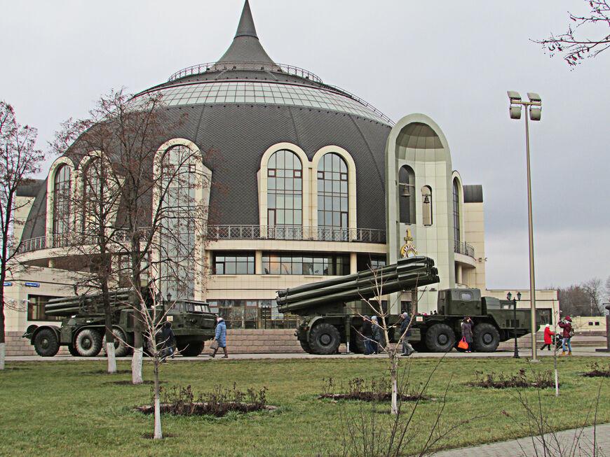 Оружейный музей в туле цена билета