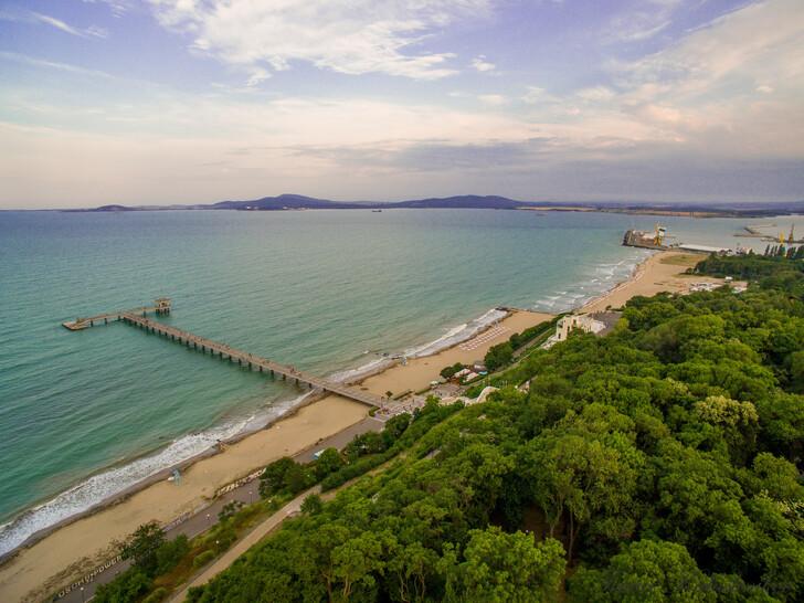 Бургасский пляж © yvk4847