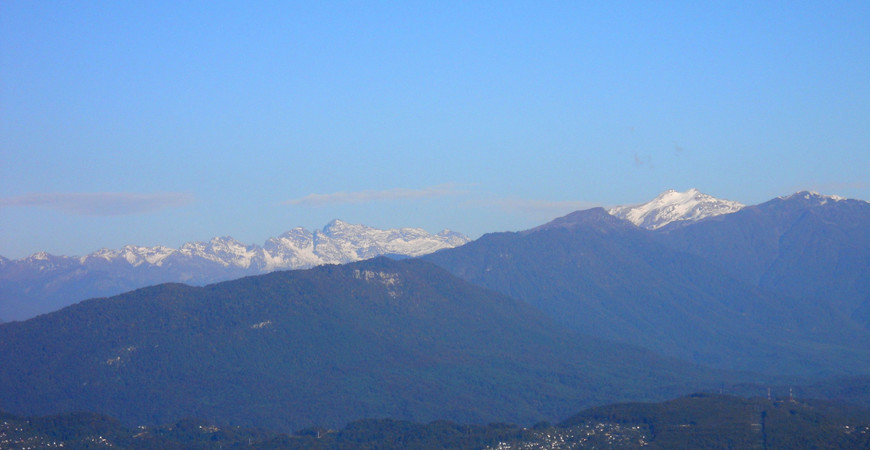 Гора Ахун (Сочи)