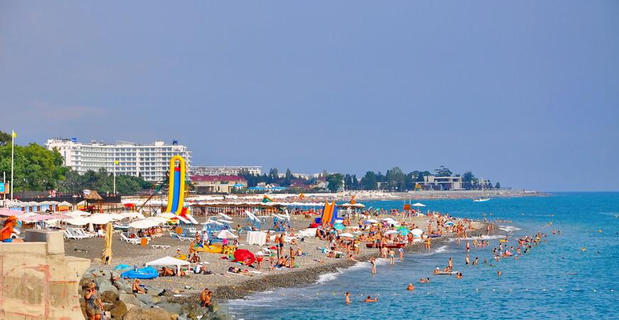 Прибрежная Олимпийская и паралимпийская деревня Сочи