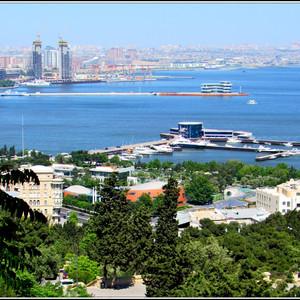 Салам, Баку! (ч. 3). Парк и набережная