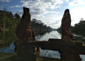 Жемчужина Кхмерской империи — комплекс Ангкор