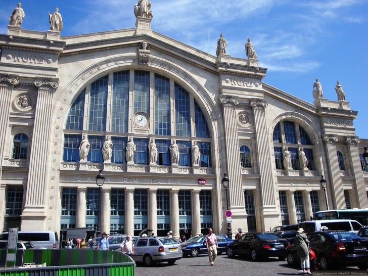 Северный вокзал Парижа © Сергей Архипкин