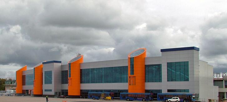Аэропорт Храброво, Калининград © Kakaru