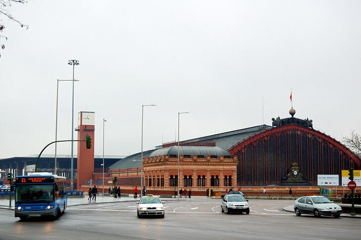 Мадридский вокзал Аточа © Maksim Starostin