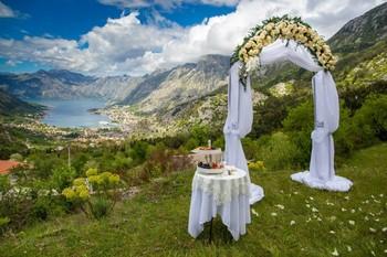 Лучшие места для свадьбы за границей