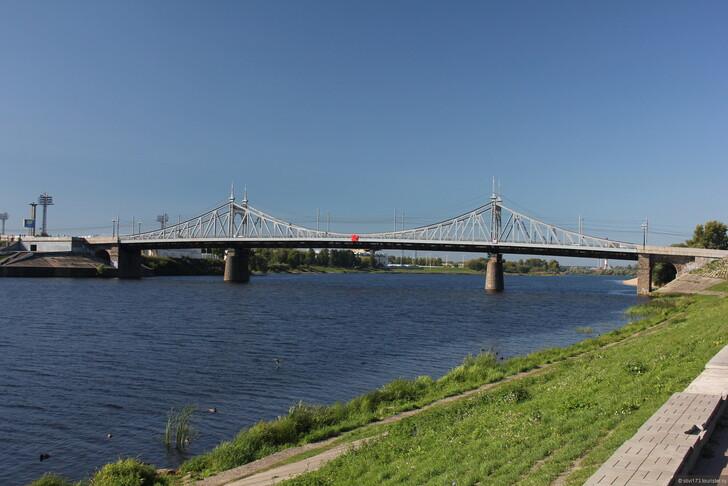 Староволжский мост, Тверь © Станислав Линков