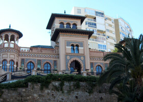 Casa de los Navajas. Дом в стиле неомудехар, построенный в 1925-м