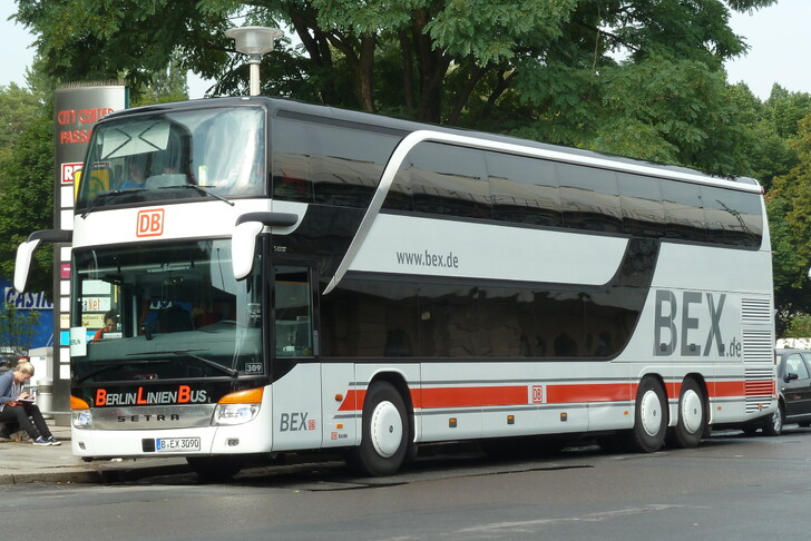 Berlin Linien Bus. Фото: © TheFlyingDutchman