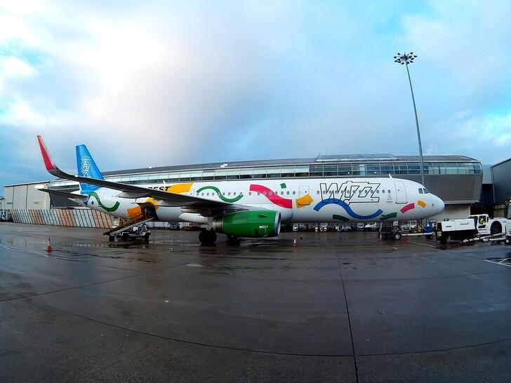 Аэропорт «Лутон». Фото: © ocznik