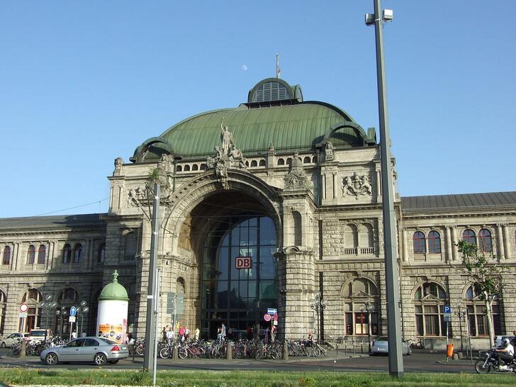 Вокзал Нюрнберга. Фото: © Jordan Zehner
