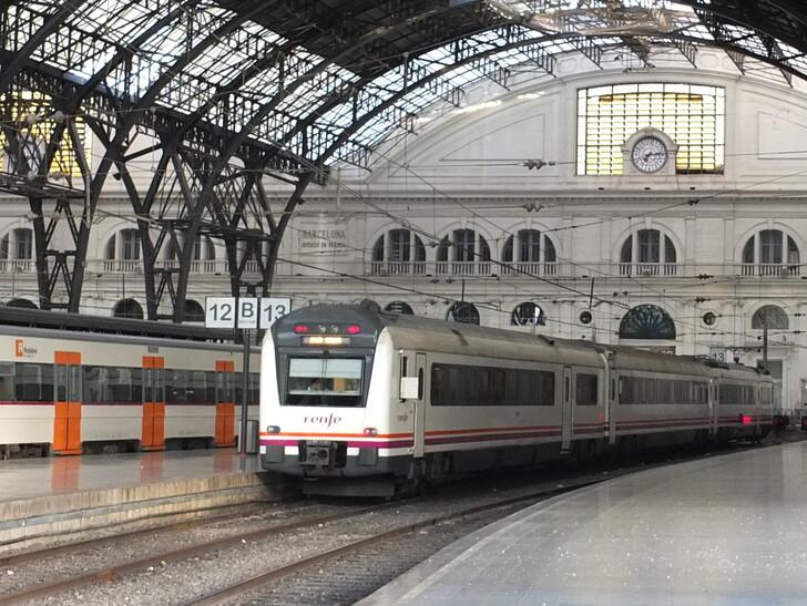 Вокзал Estacio de Francia в Барселоне © Ad Meskens