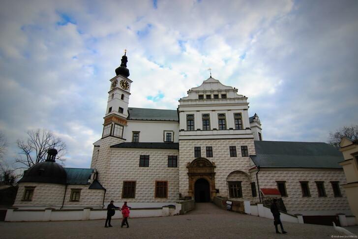 Пардубицкий замок © Оксана Бриль