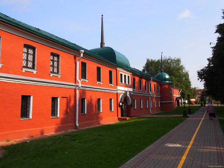 Конный двор, Сергиев Посад © Екатерина