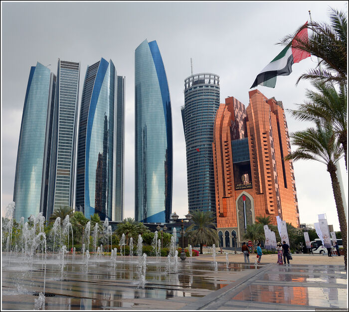 Виза в оаэ нужна виза купить квартиру в объединенных арабских эмиратах