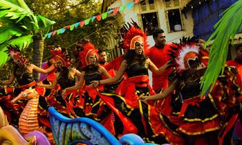 В Гоа пройдёт масштабный карнавал