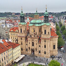 Старый Город Праги
