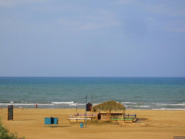 Пляж Витязево © Эна