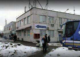 Автовокзал «Станция Красногвардейская»