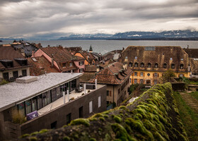 Пригороды Женевы. Ньон