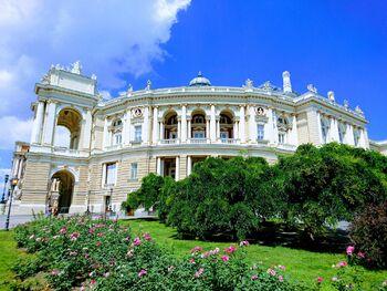 Музей восковых фигур в Одессе «У бабы Ути»