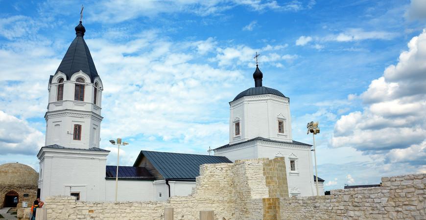 Музей-заповедник Булгар под Казанью