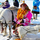 День оленевода в деревне Русскинская
