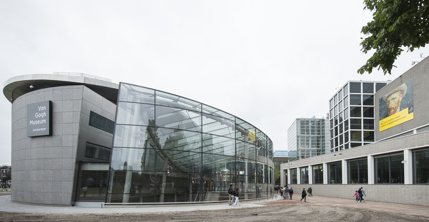 Музей Ван Гога в Амстердаме (Van Gogh Museum)