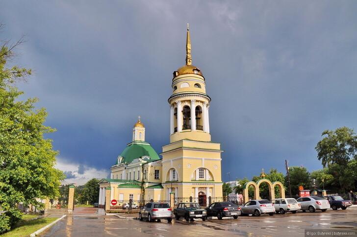 Свято-Троицкий кафедральный собор, Каменск-Уральский © Igor Butyrskii