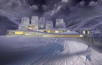 В Чечне открылся горнолыжный курорт «Ведучи»